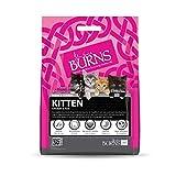 Kitten - Bruciature per pollo e riso, 2 kg