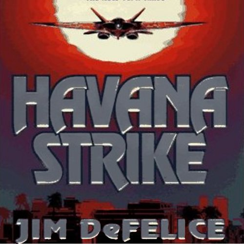 Havana Strike audiobook cover art