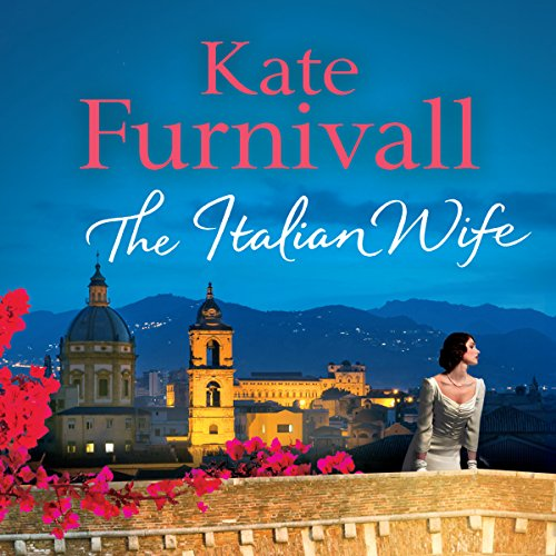 The Italian Wife audiobook cover art