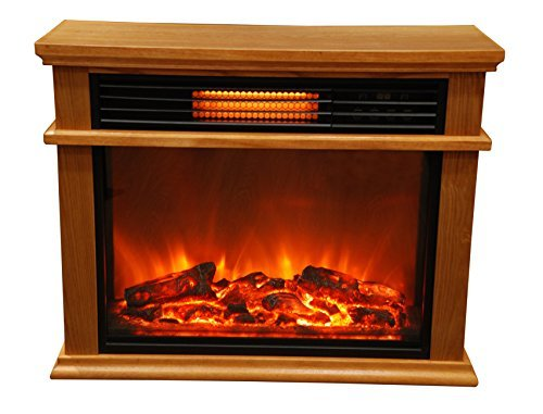 Lifesmart Easy Large Room Infrared Fireplace...