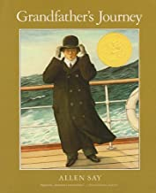 Grandfather's Journey by Say, Allen (2008) Hardcover