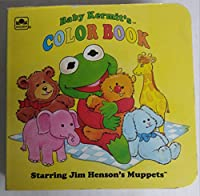 Muppets Colors (Little Nugget Book) 0307125394 Book Cover