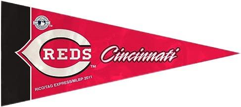 MLB Cincinnati Reds Pennant Mini 8 Piece, One Size, Team Colors