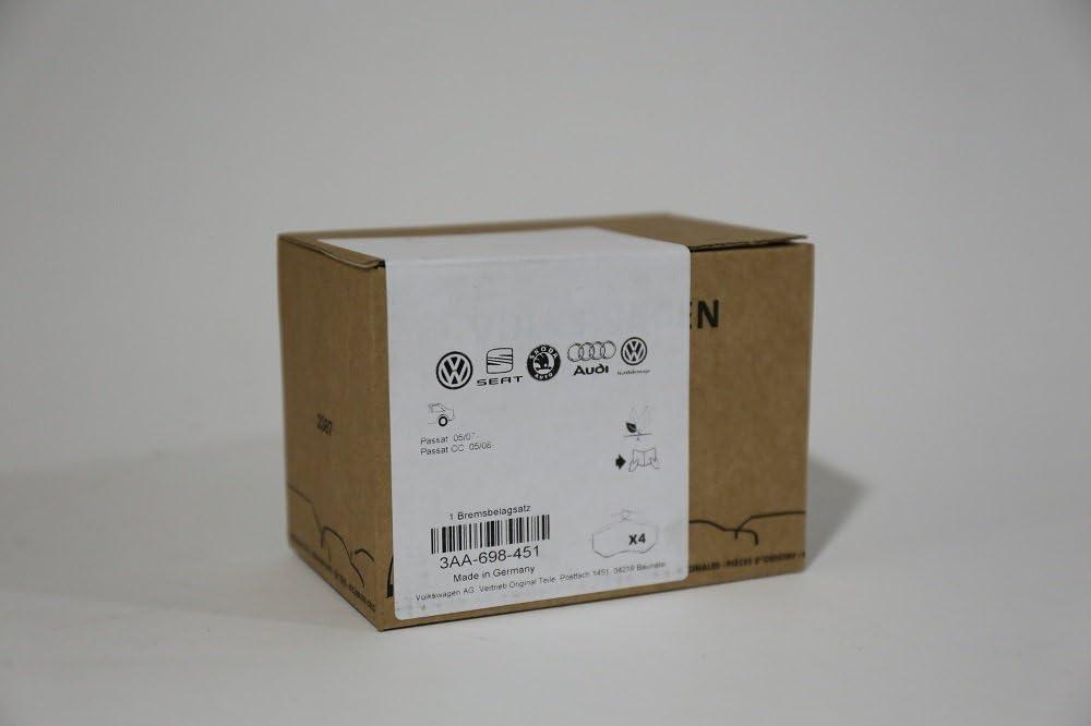 Volkswagen 3AA 出色 698 与え 451 Pad Disc Brake