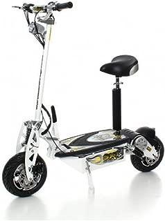 Patinete eléctrico SXT Scooter 1600 XXL 1600 W sin escobillas Blancas batería de Litio 48 V 20 Ah LiFePo4 Velocidad 25 km/h