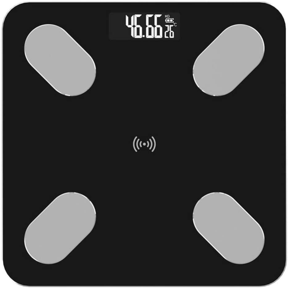 SH-CHEN Weighing Scale Body Ele Challenge the latest lowest price of Japan ☆ Bathroom Scientific Smart