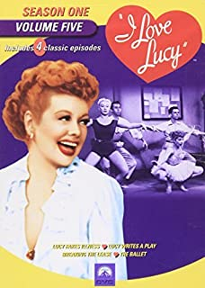 I Love Lucy: Season 1 Vol 5 [DVD] [1952] [Region 1] [US Import] [NTSC]