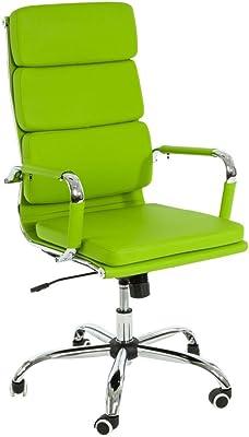 Bürostuhl SCRAFIX Highline Schreibtischstuhl Drehstuhl Stuhl Chefsessel Grün