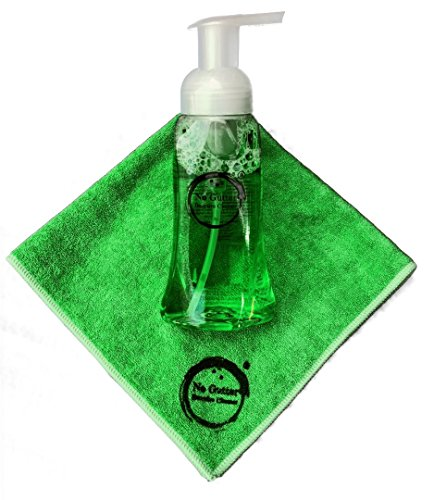 No Gutter Reactive Cleaner Bundle (Reactive Cleaner + Reactive Rag) Bowling Ball Reiniger Set