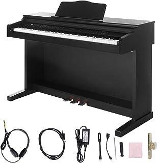 Digital Piano,BELIFEGLORY 88 Key Electric Piano Home Piano E