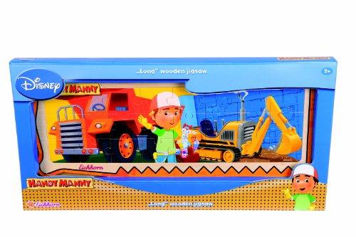 Simba Smoby Puzzle de Handy Manny (25 piezas) , color/modelo surtido