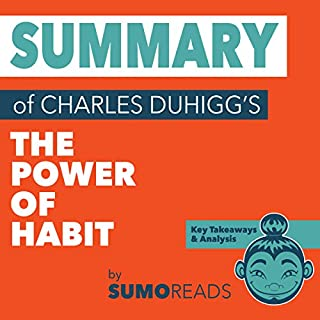 Summary of Charles Duhigg's The Power of Habit cover art
