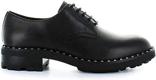 Ash Luxury Fashion Womens WHISPER01 Black Lace-Up Shoes   Fall Winter 19