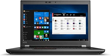Lenovo ThinkPad P72 Mobile Workstation 20MB001JUS - 2.2GHz i7-8750H Six-Core   16GB   512GB SSD   17.3