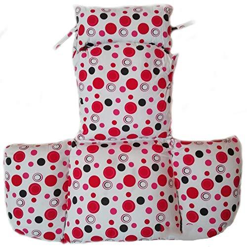 SXFYGYQ Swing Chair Cushion Afneembaar en Wasbaar Single Back Kussens Gevoerde Hangmat Bekleding - Geen Beugel