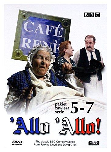 'Allo 'Allo! Season 5-7 (BOX) [5DVD] (IMPORT) (No hay versión española)