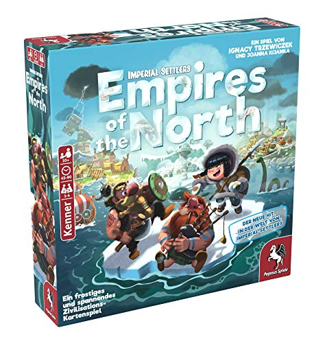 Pegasus Spiele 51971G - Empires of the North