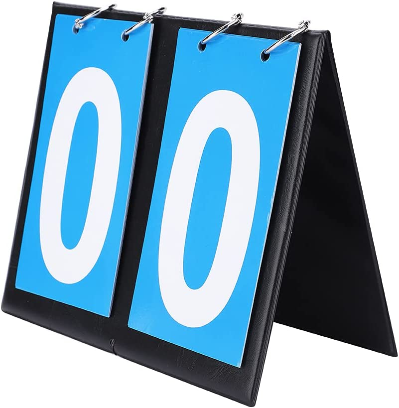 Portable Scoreboard Flip 2021 spring and summer new Print Low price Delicate Clear Is and