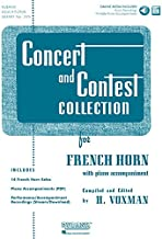 Concert and Contest Collection for F Horn - Book & Online Audio