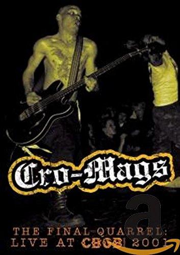 The Cro-Mags - Final Quarrel: Live at CBGB 2001