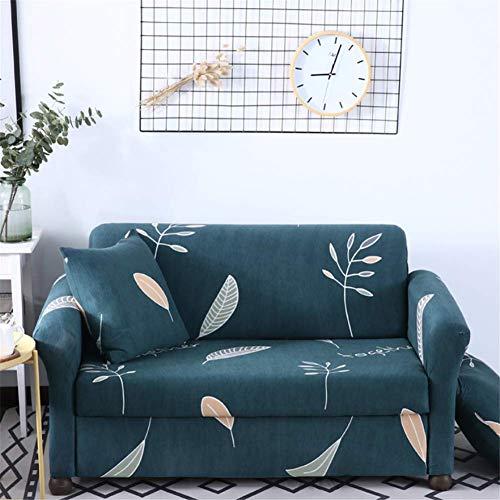 Eenvoudige veer laat de indruk, de elastische bekleding van polyester zorgt ervoor dat de woonkamer decoratief bankovertrek glijdt. 90x140cm