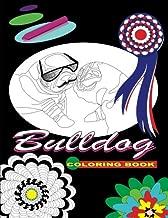 Bulldog: coloring book