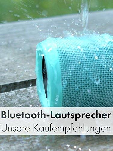 Bluetooth-Lautsprecher: Kaufempfehlungen 2016