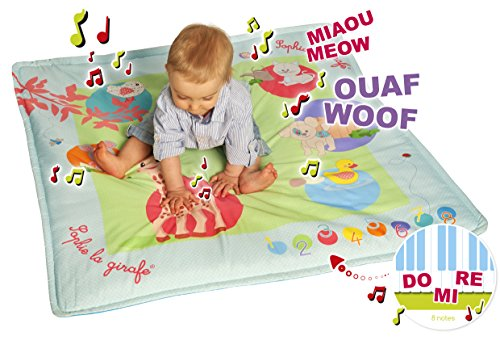touch and play board sophie la girafe leclerc