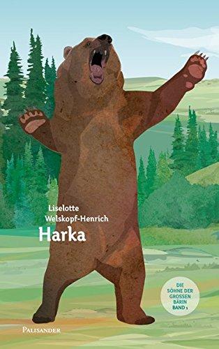 Harka (Die Söhne der großen Bärin)