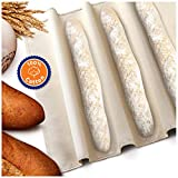 Best Baguette Pans - Orblue Baker's Couche and Proofing Cloth, 100% Cotton Review