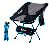 Sfee Ultralight Folding Camping Chairs, Heavy Duty Portable Compact Breathable Mesh Kids Camp