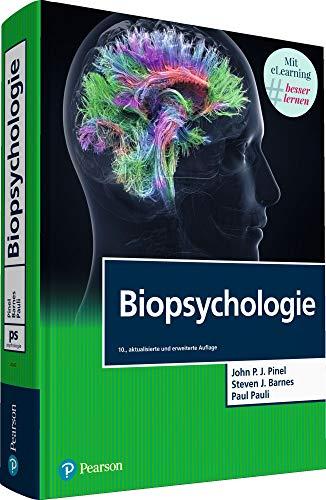 Biopsychologie. Mit eLearning-Zugang