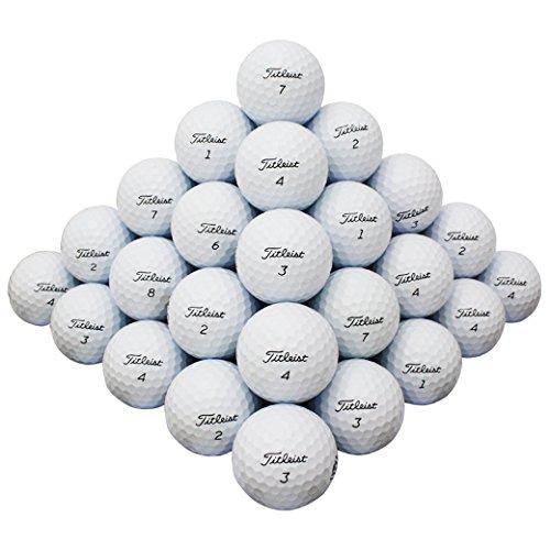 50 TITLEIST PRO V1 2014 AAAA Near Mint Used Golf Balls