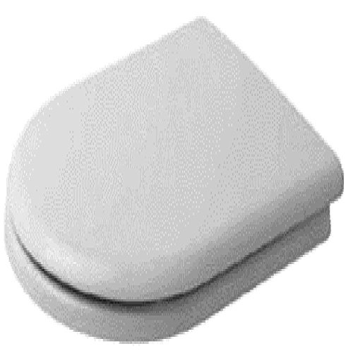 Duravit 0066990000 Happy D. / Starck 2 toilet seat with soft close, white