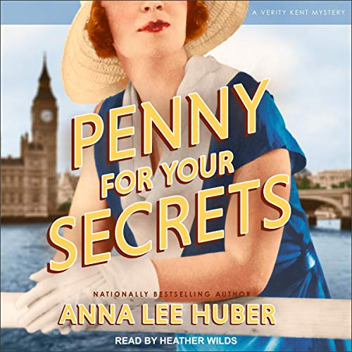 Penny for Your Secrets  By  cover art