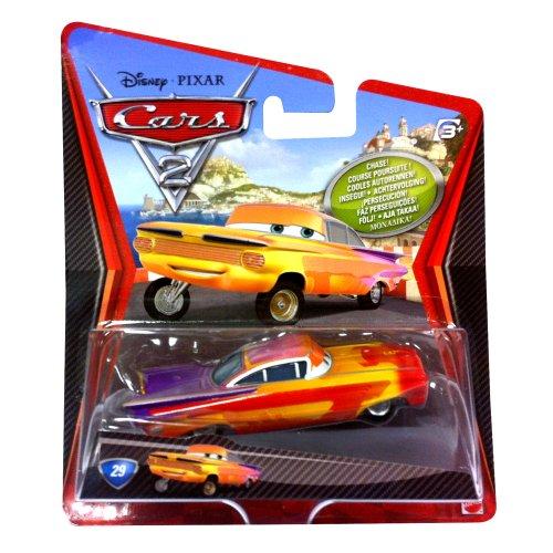 Cars 2 Diecast - Radiator Springs Ramone #29
