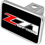 Eurosport Daytona- Compatible with -, Z71 Off Road - Hitch Cover