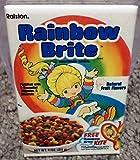 Rainbow Brite Vintage Cereal Box 2 x 3 Refrigerator or Locker MAGNET