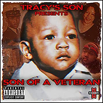 Tracy's Son Presents Son Of A Veteran