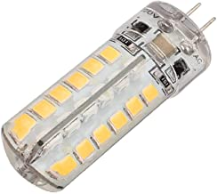 X-DREE AC 220V 4W G4 2835SMD LED Corn Light Bulb 48-LED Silicone Lamp Neutral White (6e09cde0-a222-11e9-8d7c-4cedfbbbda4e)