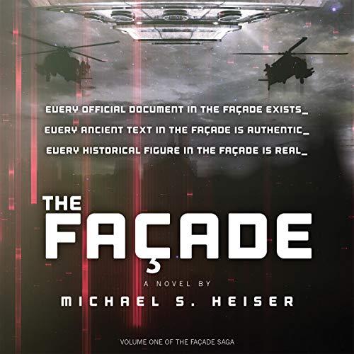 The Façade  By  cover art