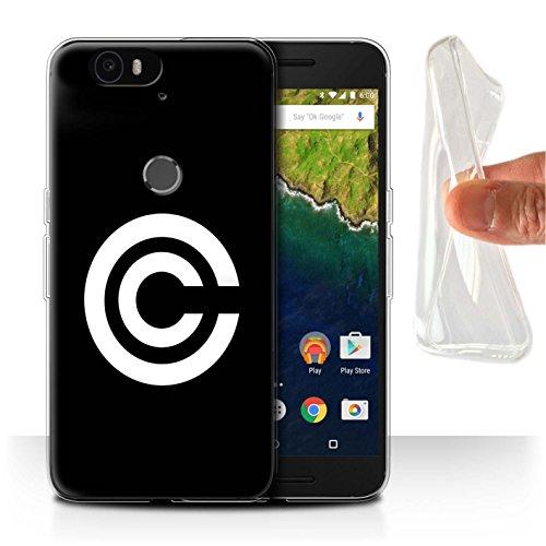 Hülle Für Huawei Nexus 6P Anime Kämpfer Capsule Corp Inspiriert Design Transparent Dünn Weich Silikon Gel/TPU Schutz Handyhülle Case