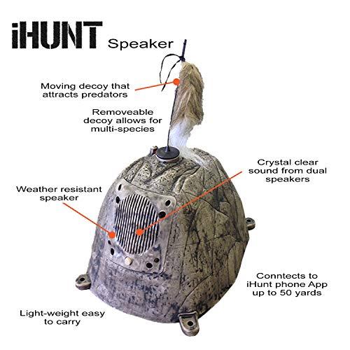 Product Image 3: iHunt Predator Decoy & Caller – EDIHWAG – Electronic Coyote Call – Predator Decoy – Jack Decoy – Electronic Game Call