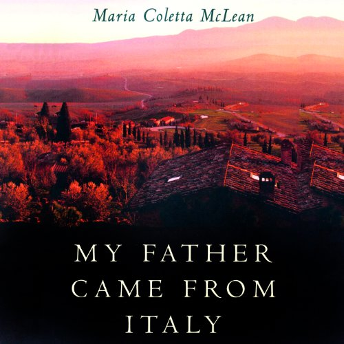 My Father Came from Italy audiobook cover art
