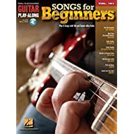 Songs for Beginners: Guitar Play-Along Volume 101 (Hal Leonard Guitar Play-along) (English Edition)
