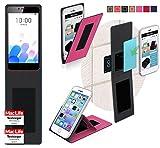 Hülle für Meizu M5c Tasche Cover Case Bumper | Pink |
