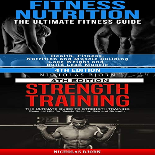 Fitness Nutrition & Strength Training cover art