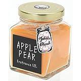 ノルコーポレーション John's Blend ルームフレグランス フレグランスジェル OA-JON-4-4 アップルペアーの香り 135g