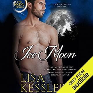 Ice Moon audiobook cover art