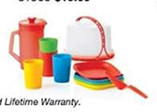 Tupperware Mini Serve It Pitcher and Tumblers Set for Kids